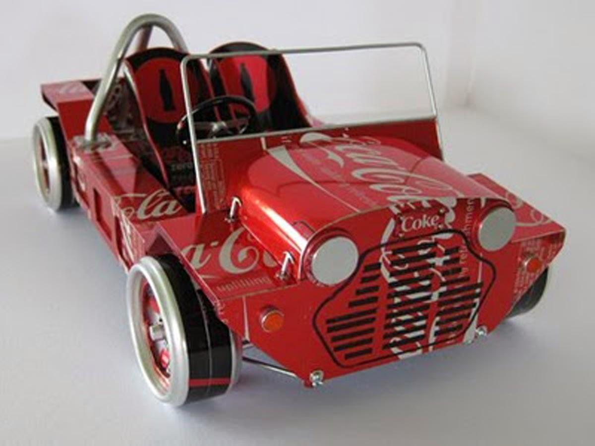 welcome to my blog: Cara Membuat Miniatur Mobil dari