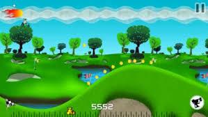 Puanlı Golf Arabası Oyunu