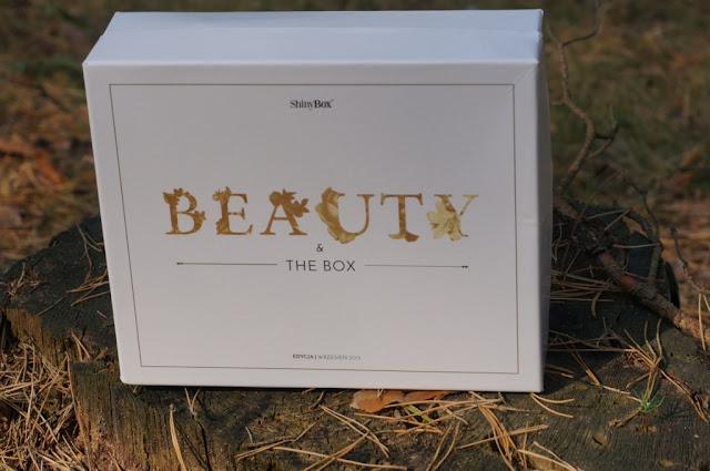 Beauty&The Box - wrześniowa edycja ShinyBox