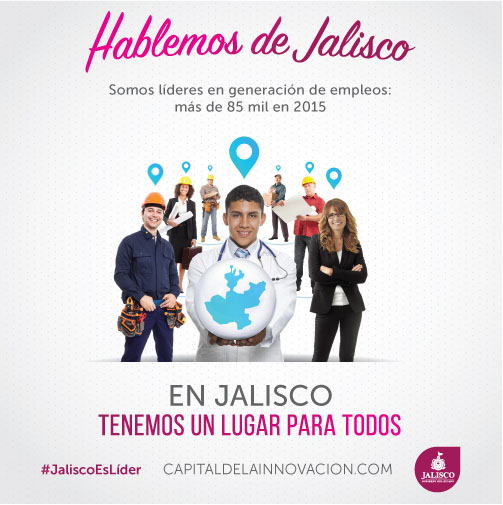 JALISCO ES LIDER