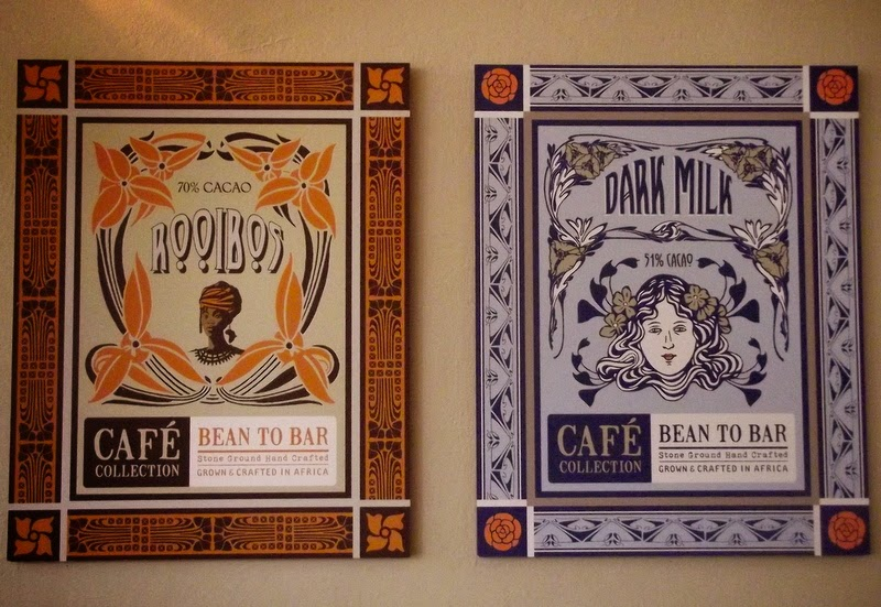 Spice Route chocolate - Western Cape, South Africa
