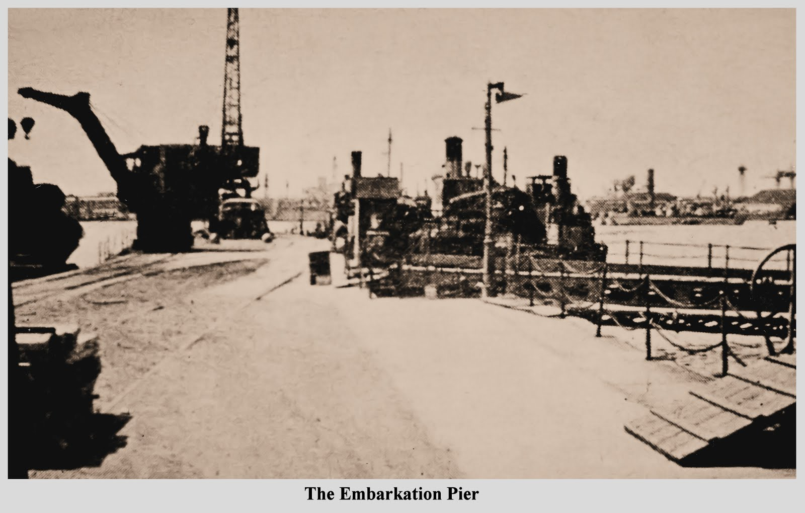 Embarkation Pier RCY