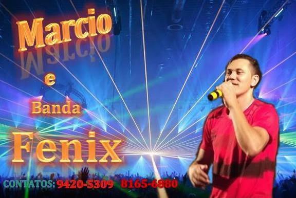 MÁRCIO BANDA FÊNIX