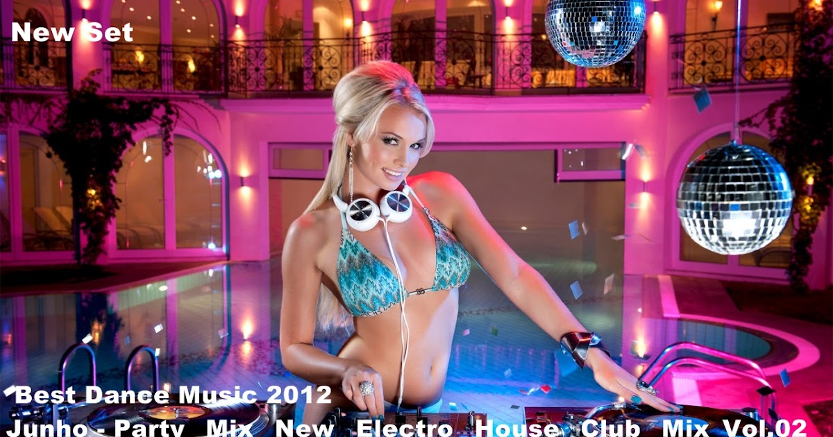 Deejay marquinhos in the mix for Disco house best