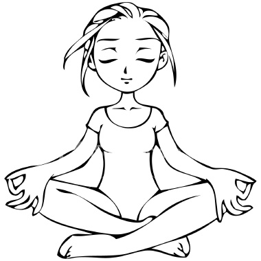 For HEALTH = let\'s YOGA