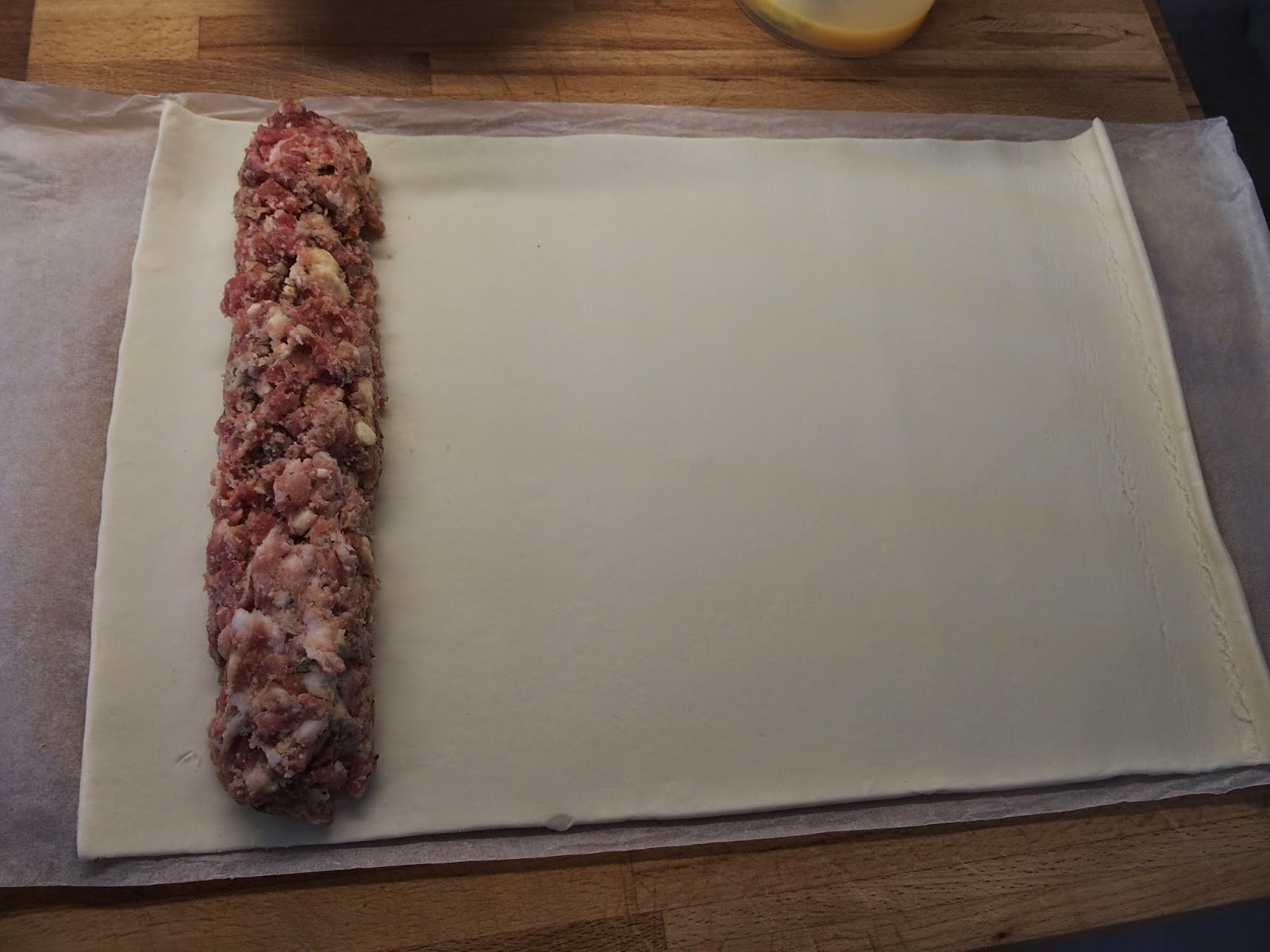 Sausage Roll Recipe