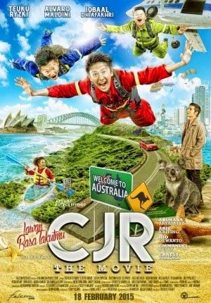 Film CJR The Movie 2015 di Bioskop