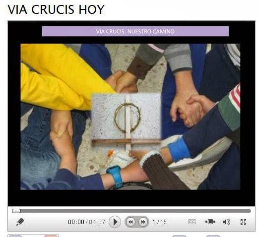 http://www.slideboom.com/presentations/960961/VIA-CRUCIS-HOY