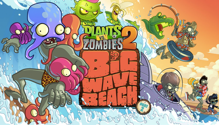 Game Plants vs Zombies 2 Terbaru