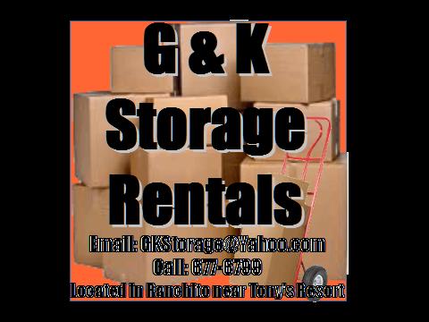 G&K Storage Rentals