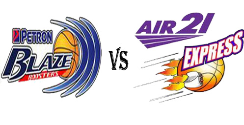 Watch Petron Blaze Boosters vs Air21 Express PBA Game
