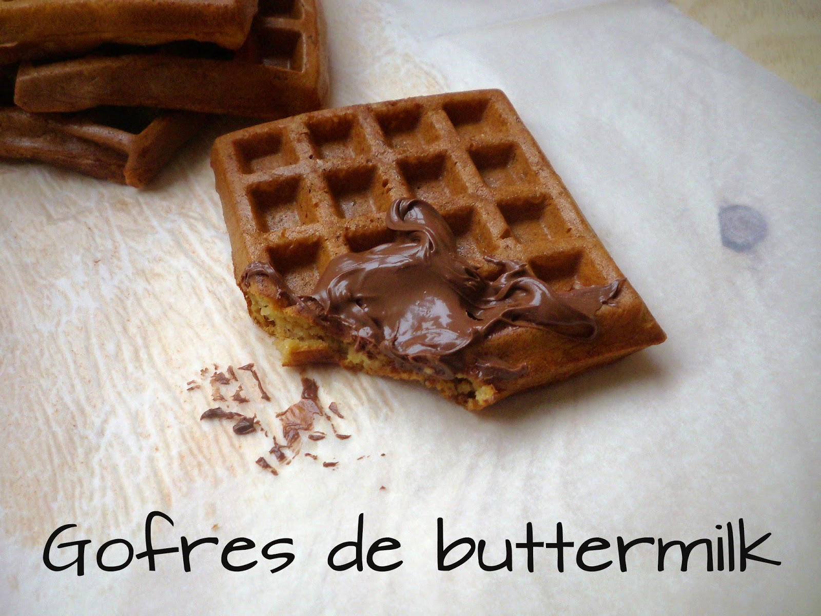 gofre-buttermilk