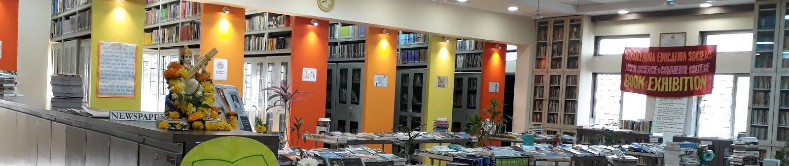 Shailendra Degree College Library Blog