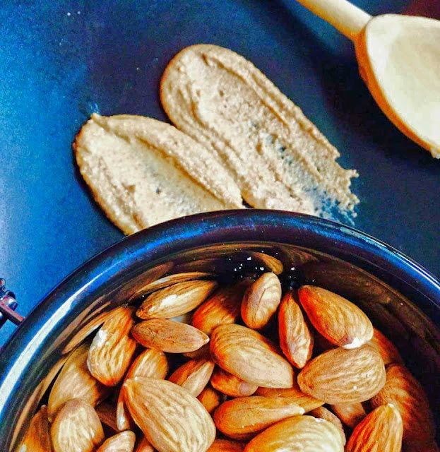 Roasted Almond Butter - It's Vegan!Kitchen Essentials