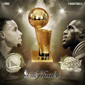 NBA Finals Cavs vs. Warriors