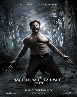 Descargar Peliculas The Wolverine DVDrip Audio Latino