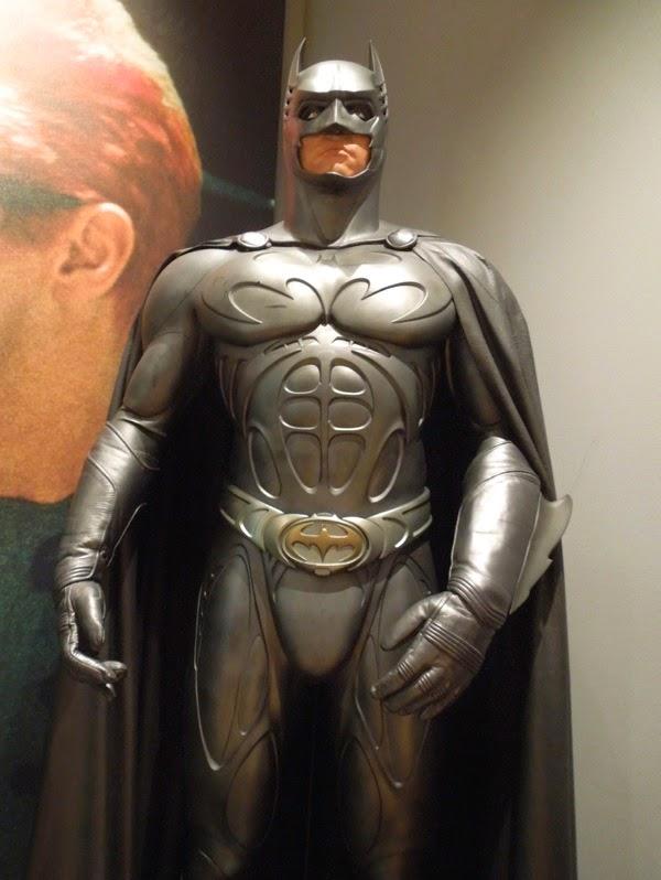 Val Kilmer Batman Forever Sonar Batsuit