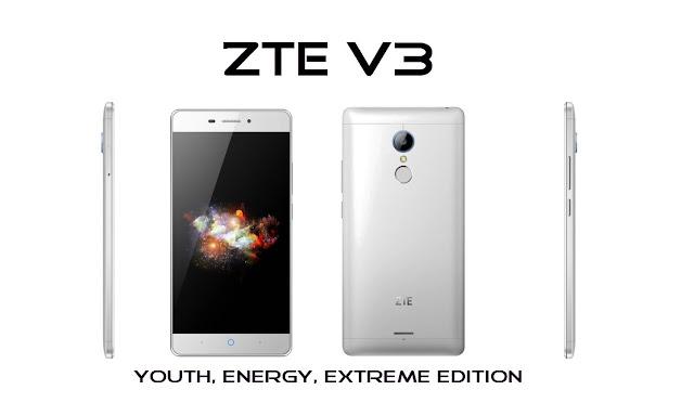 Harga HP ZTE V3 Youth dan Spesifikasi, Ponsel Kelas Menengah Layar Full HD