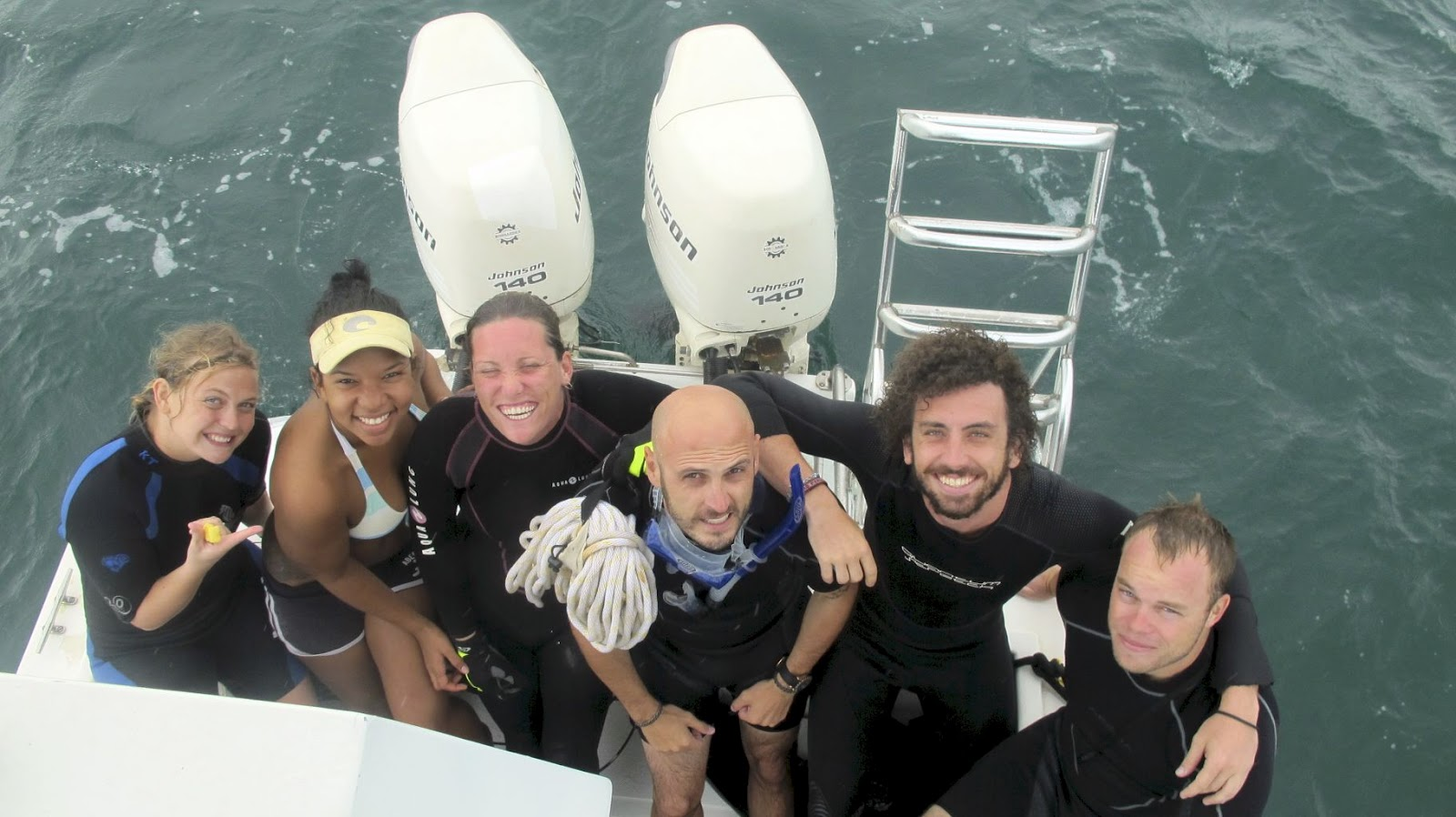 PADI Go Pro scuba Instructor training