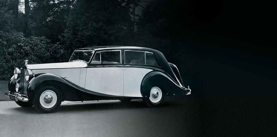Luxury Life Design: Rolls Royce - nd History