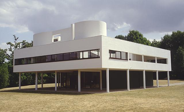 Romanticism to Modernism 2011: Leung Kit Man talks on Le Corbusier ...
