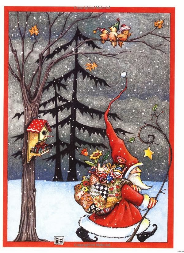 Image Result For Mary Engelbreit Christmas