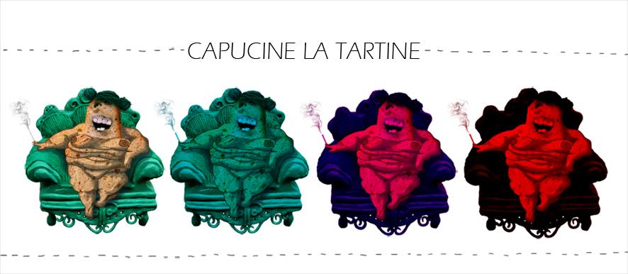 Capucine La Tartine