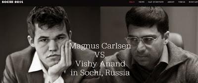 Le championnat du monde d'échecs 2014 © Chess & Strategy