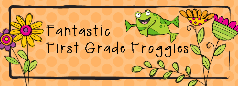 Fantastic First Grade Froggies