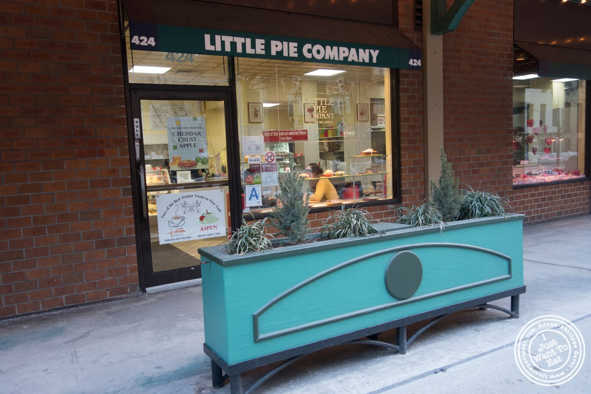 Little Pie Company in NYC, New York | I just want 2 eat