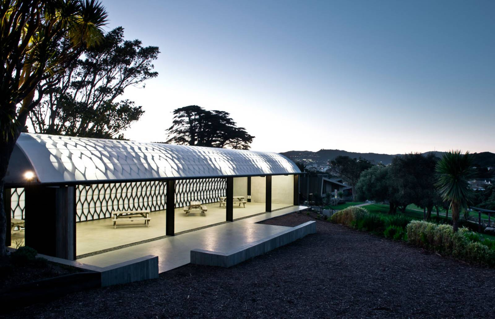 Wellington zoo hub by assembly architects limited for Landscape architects wellington
