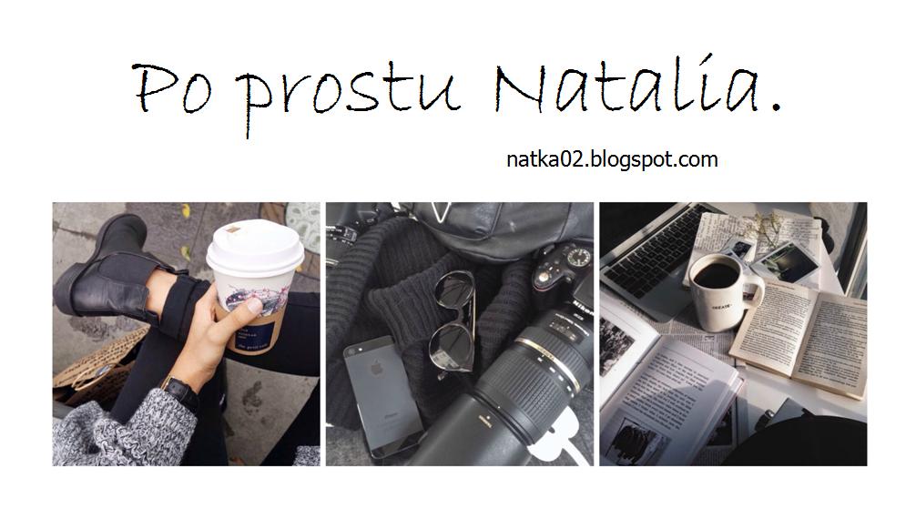Po prostu Natalia.