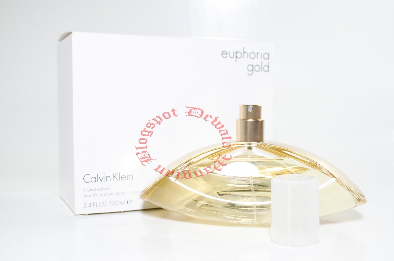 calvin klein euphoria gold for women tester perfume. Black Bedroom Furniture Sets. Home Design Ideas