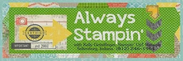 Always Stampin'