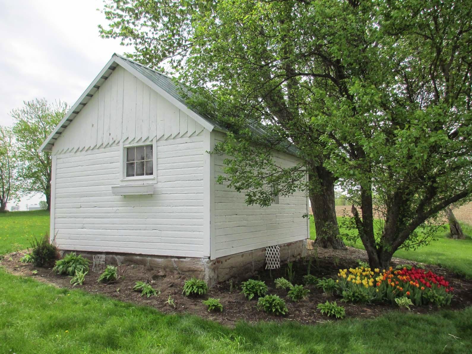 Fancy Backyard Sheds : Garden Fancy 2014 Major Garden Accomplishments