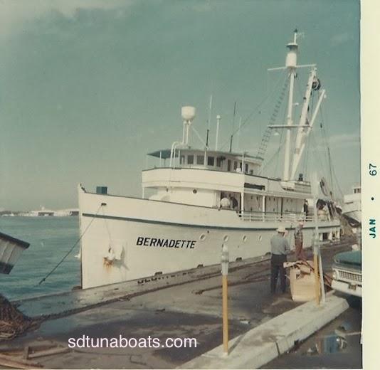 November 2013 San Diego Tuna Boats