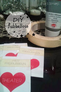 Do it yourself: Rubbellose