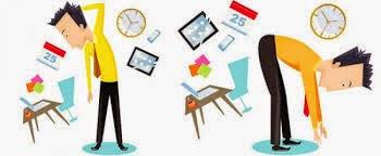 Pausas activas en el trabajo