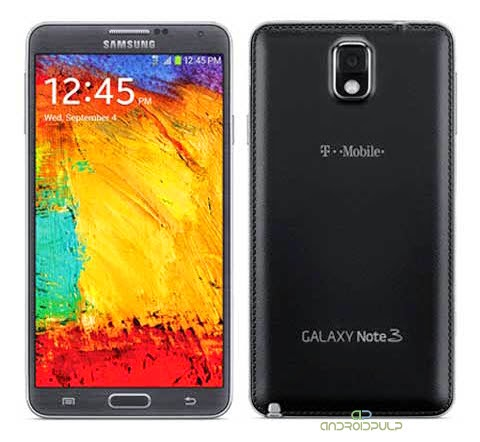 T-Mobile Galaxy Note 3