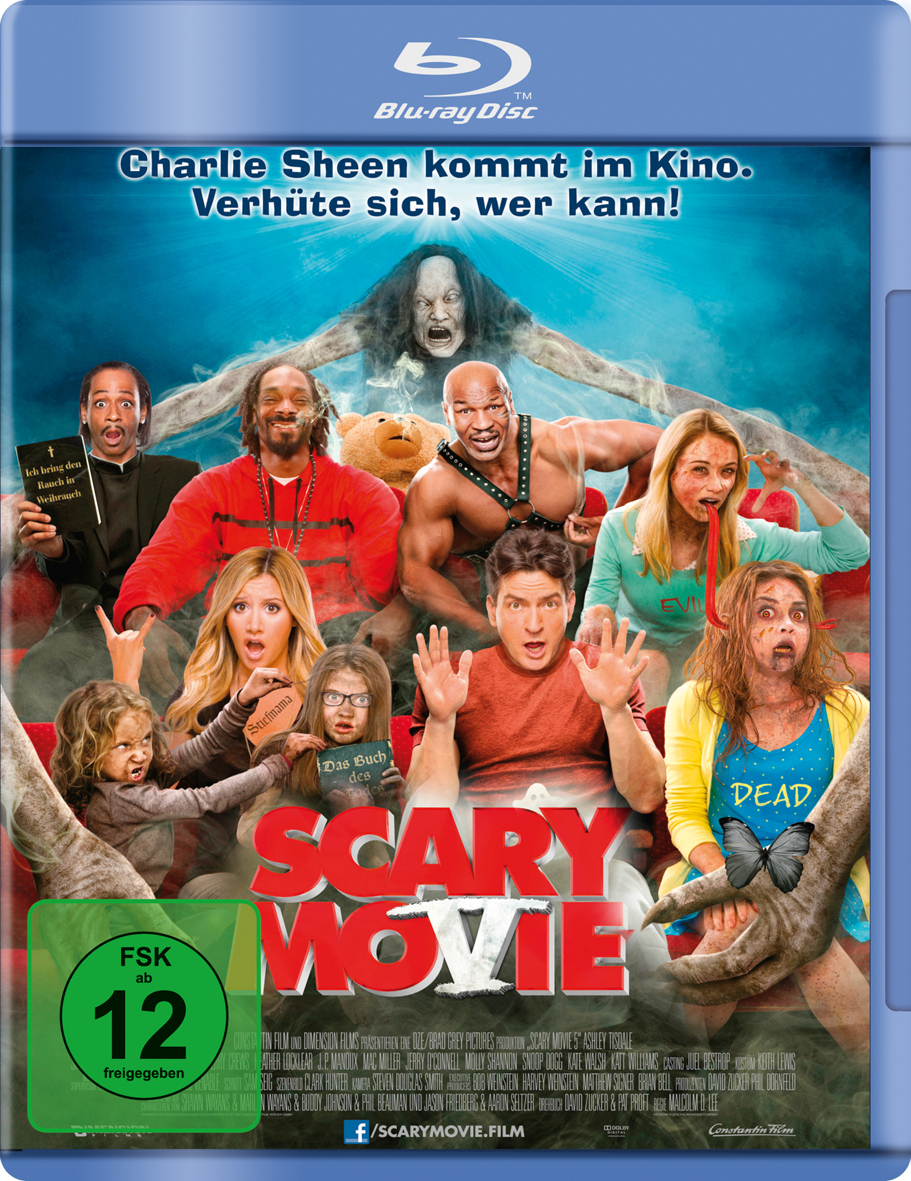 The World\'s Society Onlinemedien: Scary Movie 5