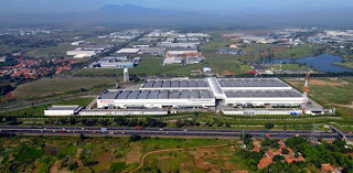 Daftar Lengkap Perusahaan di Kawasan MM2100