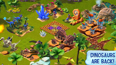Ice Age Village MOD APK For Android