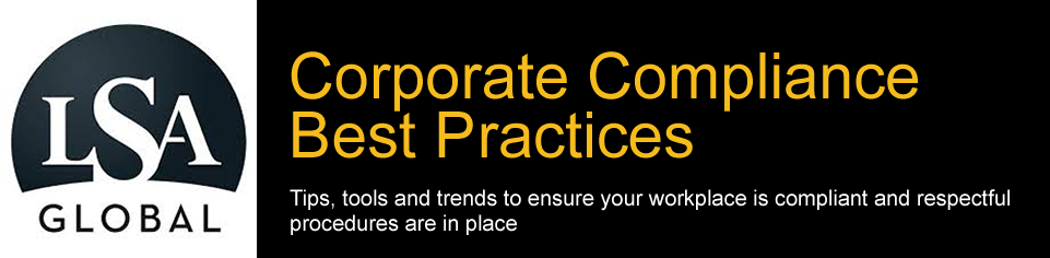 Corporate Compliance Training Best Practices