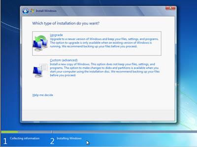 KONEKSI: Cara Menginstal Windows 7 dengan Mudah