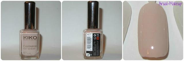 Colour in the world Esmalte 416 Kiko