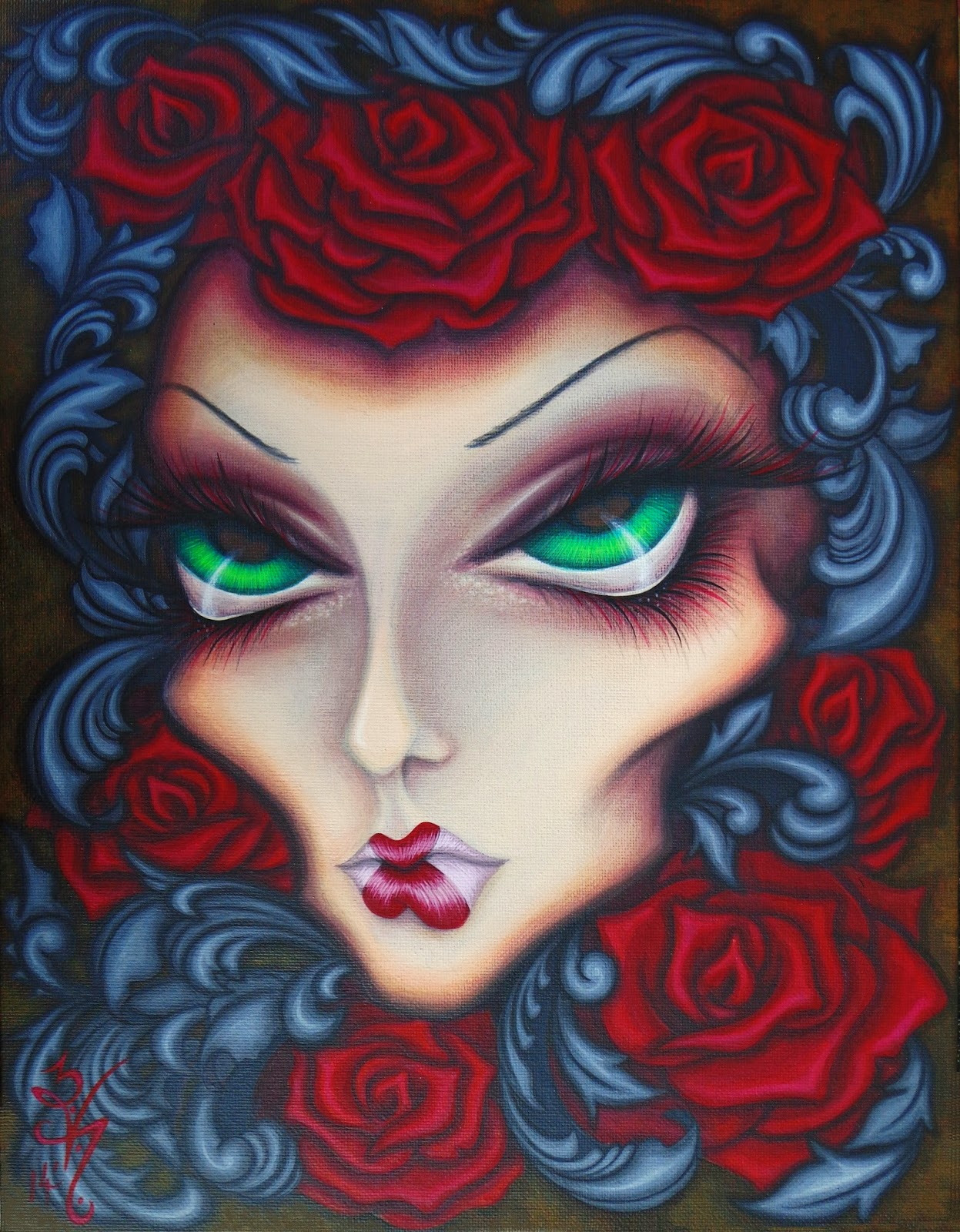https://www.etsy.com/listing/195209998/original-fantasy-lowbrow-woman-girl-face?ref=shop_home_active_2