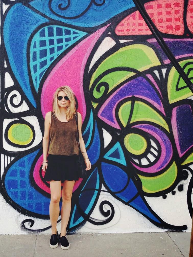 Miami Art Basel Alexander Mijares art street chic