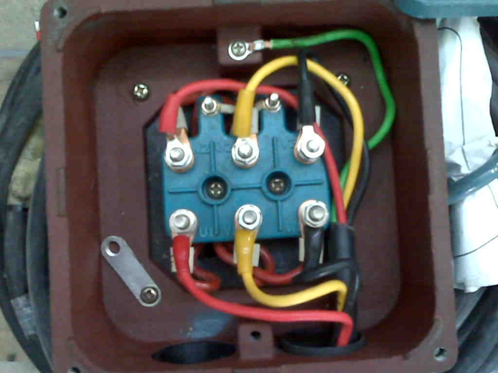 Wiring diagram star delta on induction motor phase