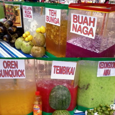 Pasar Ramadhan BTP