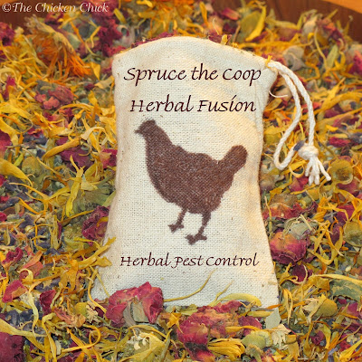 If interested in using natural pest deterrents during the setting period, stick with dried herbal blends.
